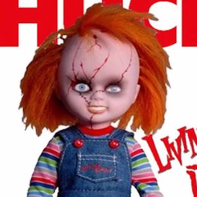 MEZCO LIVING DEAD DOLLS CHUCKY DOLL ACTION FIGURE