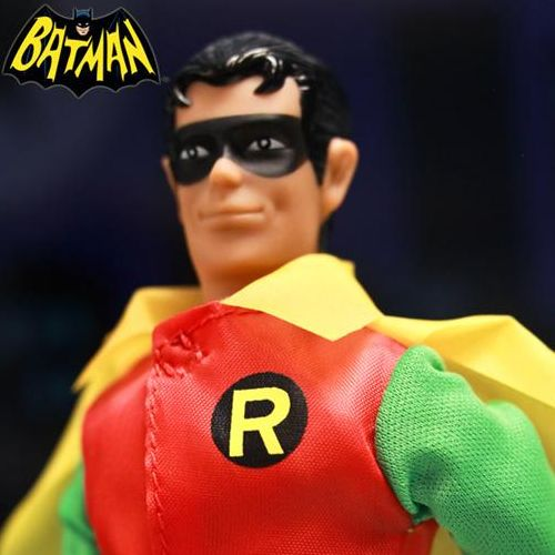 DC GREATEST HEROES SERIES 1 ROBIN RETRO FIGURE