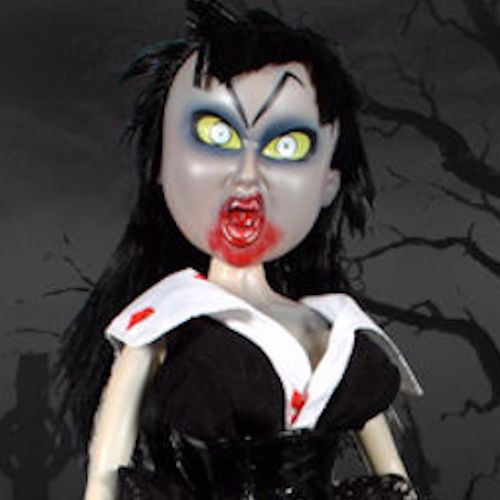 LIVING DEAD DOLLS FASHION VICTIMS LILITH ACTION FIGURE