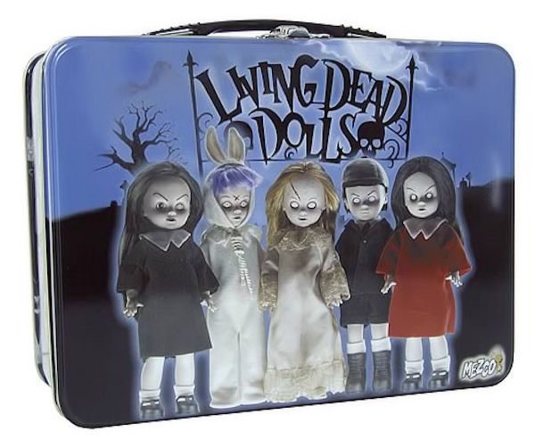 LIVING DEAD DOLLS LUNCH METAL BOX